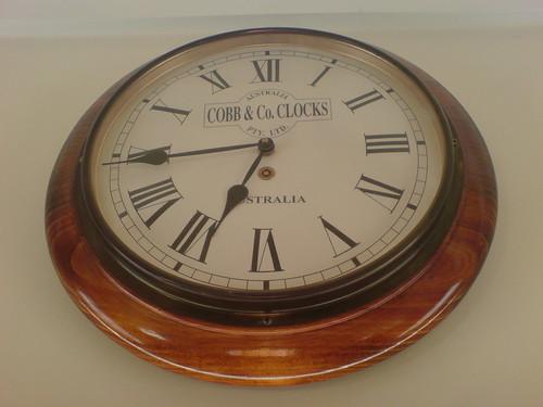 SE K800i Clock
