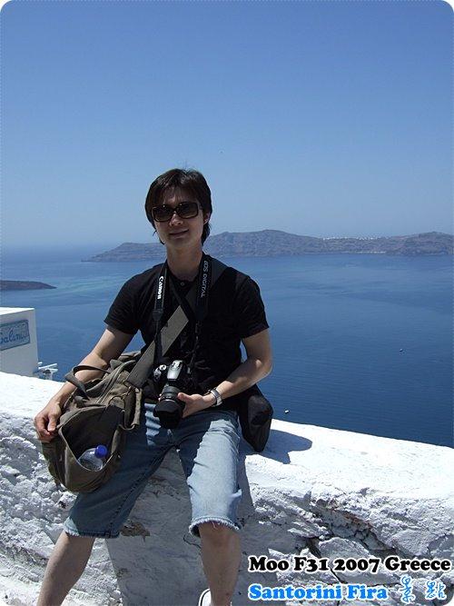 Santorini Fira 街景-6