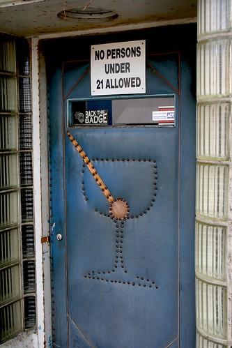 Martini Door