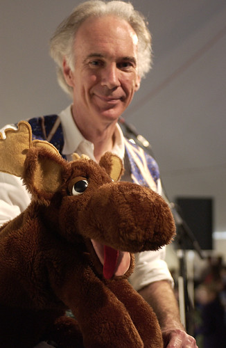 Willy Claflin & Maynard Moose