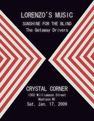 The Crystal Corner Bar - Saturday January 17, 2009