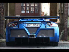 2008 Gumpert Apollo Sport pics