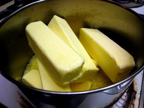 Butter. Sheez.