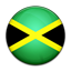 Flag of Jamaica PNG Icon