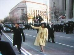 Obamas Inaugural Parade Walk