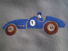 Applique car