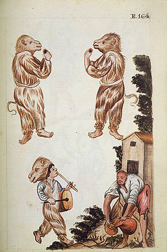 014- Códice Trujillo-Danza de monos-T2-E164