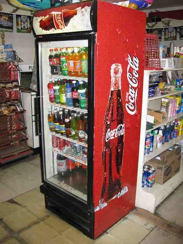 Image Gallery Soda Cooler