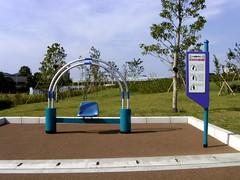 東立石公園、健康2。