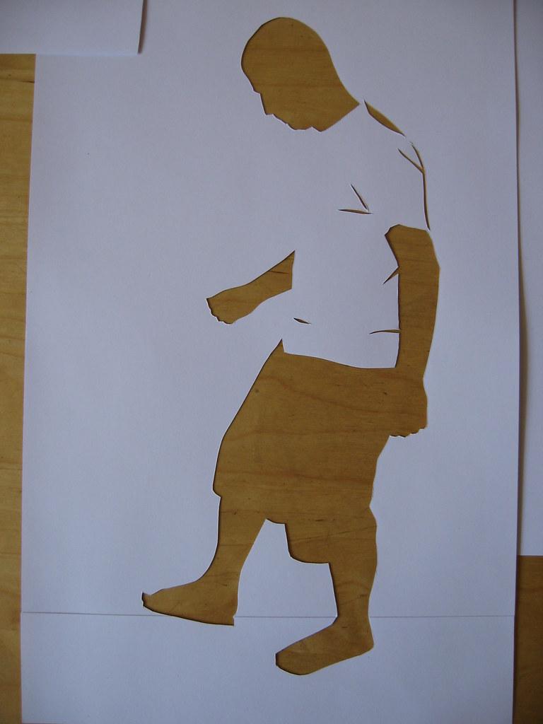 stencil 07 ilustration