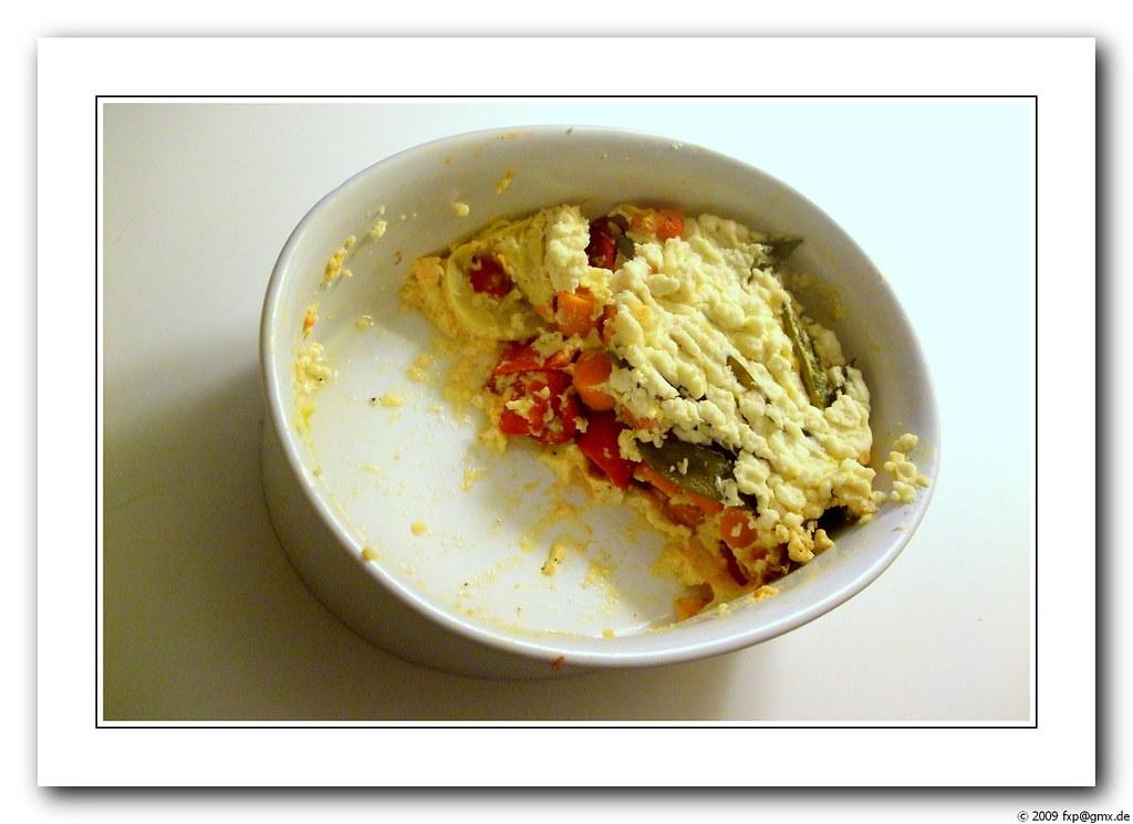 5-minute microwave casserole