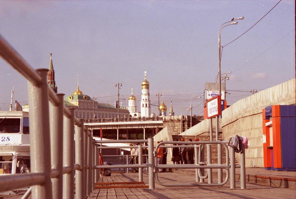 фото: москва 80