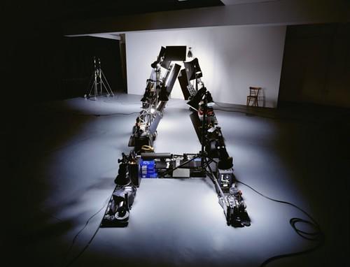 de A van apparatuur