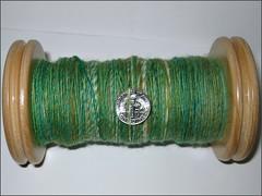 Green Crazy Batt, single