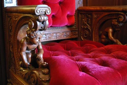 サタンの椅子 画像