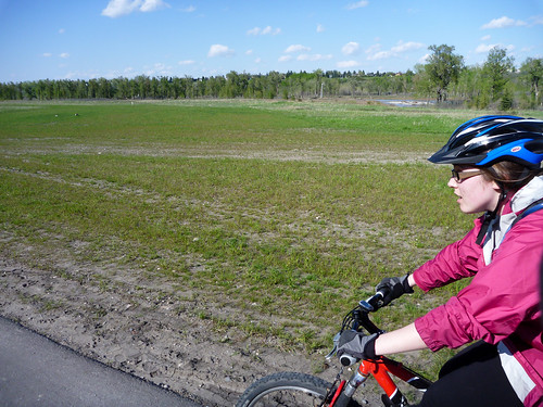 Riding with Sarah @ 300 KM