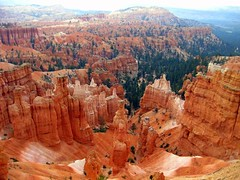 Bryce Canyon (Kuheli Chakraborty) Tags: trees sky mountain canon utah rocks canyon bryce brycecanyon