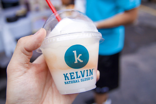 Kelvin Slush Ginger Slush