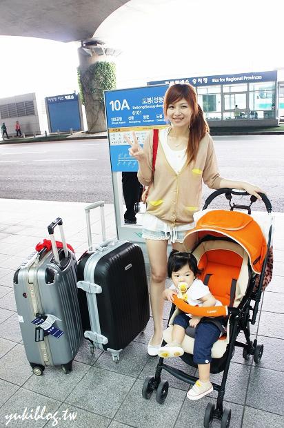 [韓國‧首爾行2+1]*2*如何搭機場巴士 + 艾默瑞克酒店 Amourex Hotel (交通‧路線‧房間設備)(2013.3月份.6100、6101、6102路線有更改)