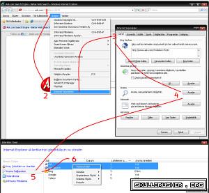 Ask.com Olan Varsayılan Arama Motorunu Eski Haline Getirme [Firefox + IE]Ask.com Olan Varsayılan Arama Motorunu Eski Haline Getirme [Firefox + IE]