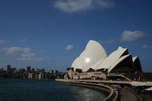 The Majestic Sydney Opera House...