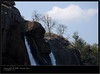 falls with clouds (Smevin Paul) Tags: india paul photography nikon photos kerala contact 1855 thrissur trichur athirappilly kuriachira smevin smevinpaul d40x trisoor malayalikkoottam smevins thrisookaran kfm3