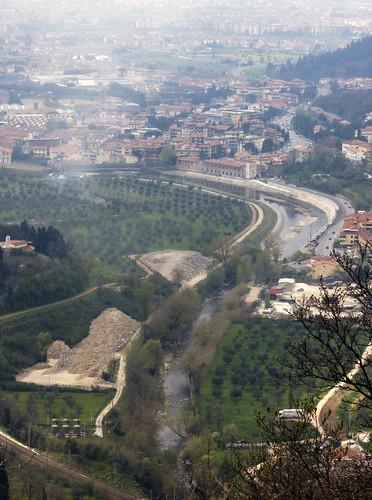 Fiume Bisenzio - Prato - Cavalciotto