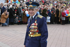 IMG_8423 (Eugene Savenko) Tags: may victory parade soldiers russian 9th veterans    ramenskoye
