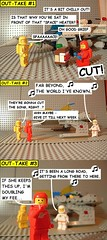 Out-takes of the origin story (joefish (;_}{) Tags: classic ship lego space buckrogers rogers buck starfighter classicspace