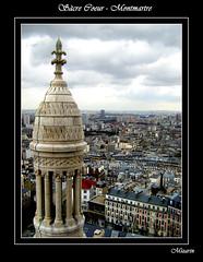 Scre Coeur (Mizarin) Tags: paris france montmartre sacrecoeur barbara francia parigi bassi anawesomeshot mizarin