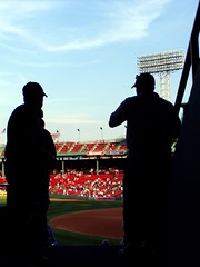 First View of Fenway