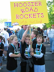 Hoosier Road Rockets Gathering Point