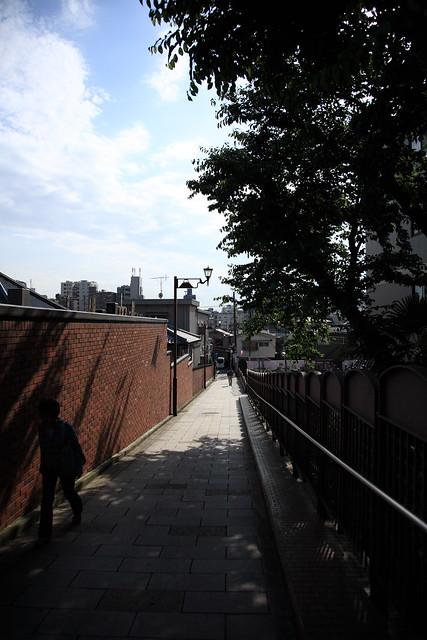 富士見坂の今昔