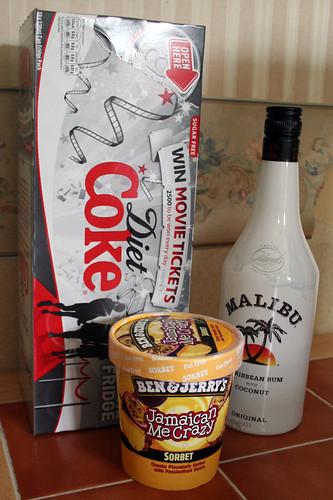 My Liquid Diet - Plus B&J