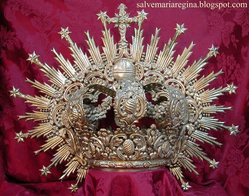 Corona Virgen del Rosario