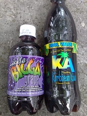 Likke Bigga Grape and Ka Karribean Kola