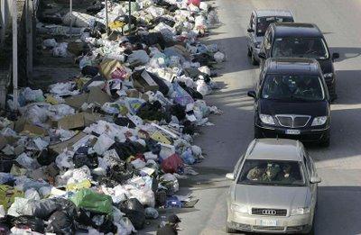 naples waste