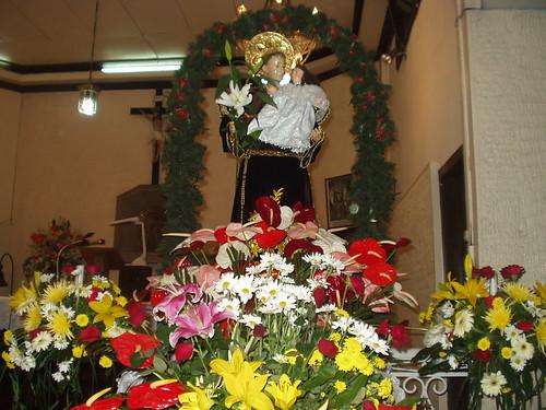 San Antonio Fiesta Altar