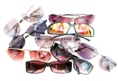 Many Inexpensive Sunglasses