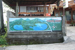 Sign at the local restaurant (~Lyanna~) Tags: bali indonesia buyan tamblingan laketamblingan lakebuyan