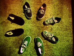 Vans A Plenty! (Cherrybomb Ink) Tags: summer london ink photoshop lomo sneakers vans cherrybomb cherrybombink