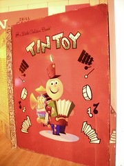 Tin Toy Golden Book