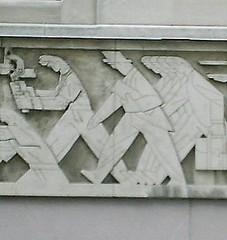 Toronto Stock Exchange art deco 3a