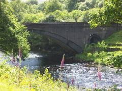 Bridge over the Garry (mamma.rhino) Tags: river scotland garry