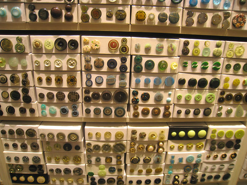 Assorted Buttons at M&J