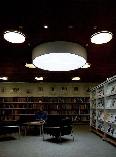 arne jacobsen, rødovre library, 1961-1969