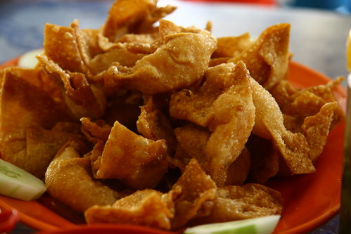 Fried Prawn Wan Tan