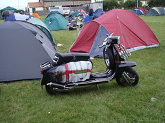 custom gp (mark & anne's photos) Tags: vespa rally lambretta scooters custom scooterrally bretta ronniebiggs