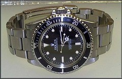 Rolex Submariner - 5513 (char1iej) Tags: watches sub crown wristwatch oyster rolex submariner privatecollection oysterperpetual swissmade 5513 660ft acryliccrystal rolexwatch triplock charliej crownguards fliplock