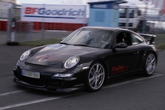 Porsche 997 GT3 (www.nordschleife-video.de) Tags: auto cars car race racecar germany deutschland racing eifel vehicles porsche vehicle autos 2008 motorsport rheinlandpfalz gt3 997 nordschleife nürburgring fahrerlager sportwagen grünehölle rennwagen 997gt3 porsche997gt3 einstellfahrten vlneinstellfahrten